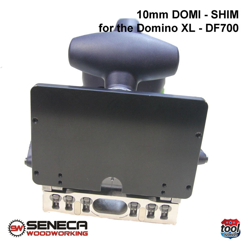 SWDS03 Seneca 10mm Domi Shim - For Festool DF700 - fitted