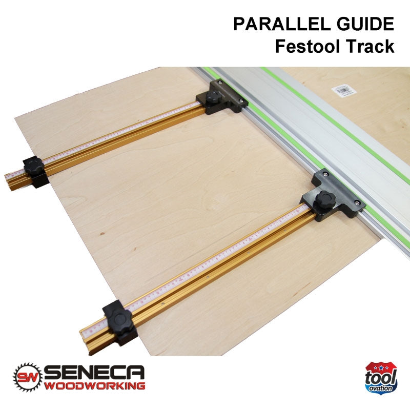 SWPG01 Seneca Parallel Guide - For Festool track guide
