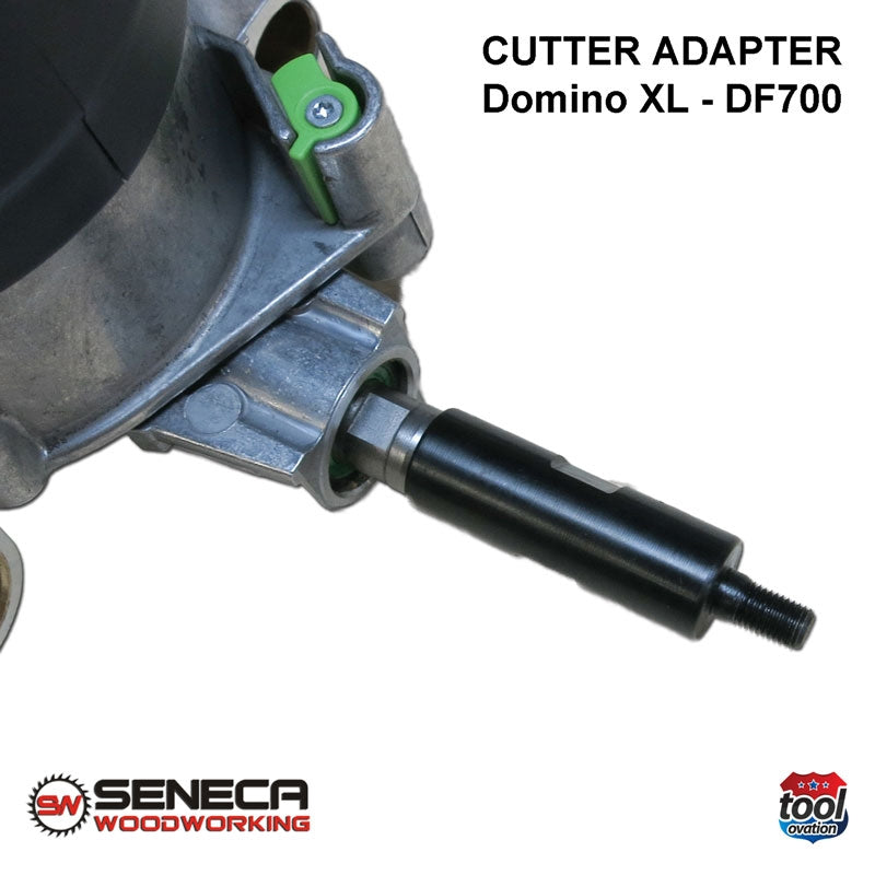 SWRTS500 Seneca Cutter Adapter - for Domino XL DF700 - fitted