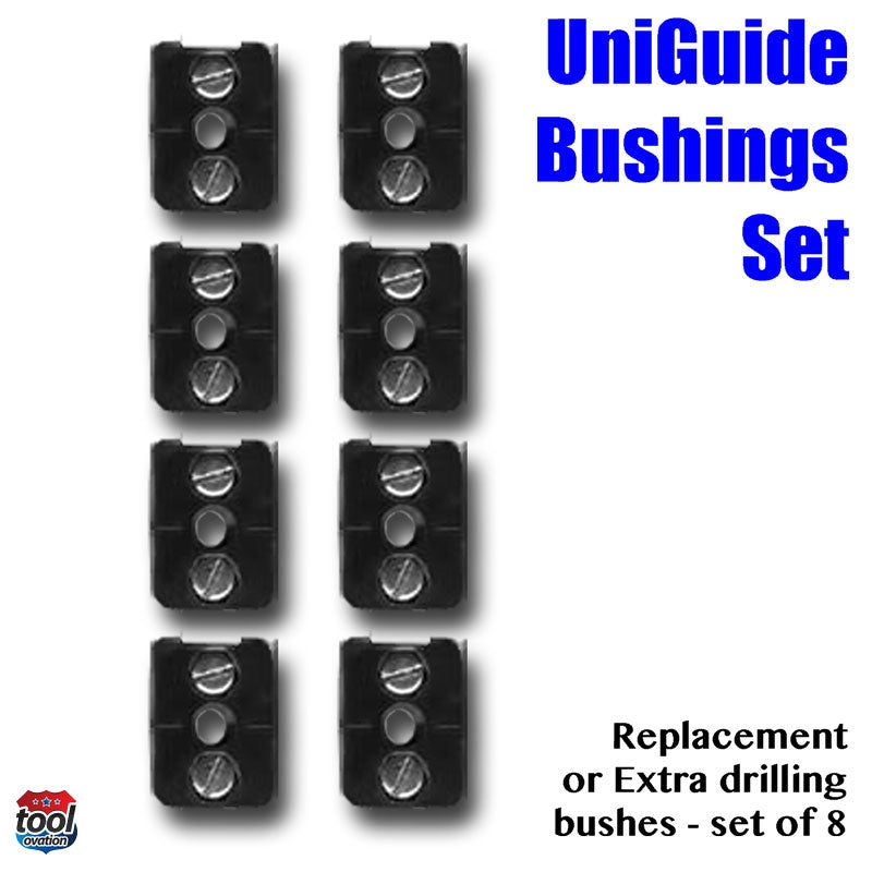 Replacement EUG Bushes - 8 bushes