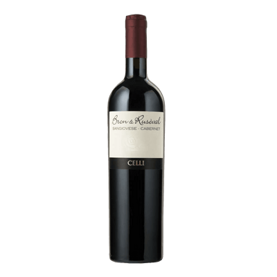 Cantina Celli, Vino, Wine, Bron & Ruseval Sangiovese – Cabernet IGT