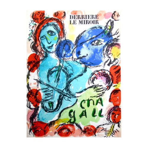 CHAGALL MARC, Pantomime, 1972
