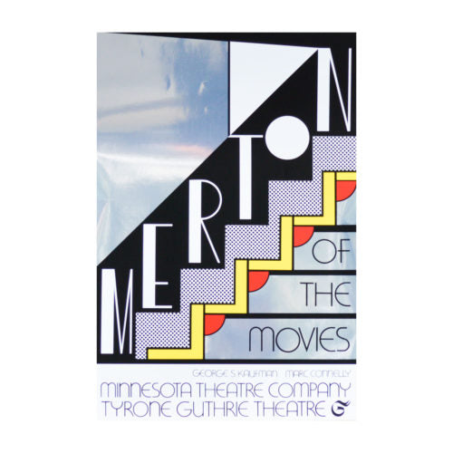 LICHTENSTEIN ROY, Merton of the Movies, 1968