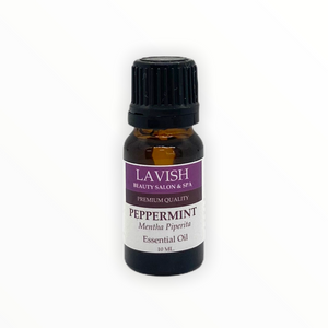 100% Natural Therapeutic Peppermint Essential Oil (10 ml.)