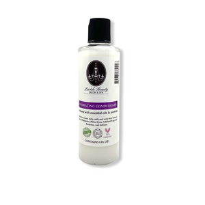 Organic Peppermint & Tea Tree Intense Hydrating Conditioner 8 oz.
