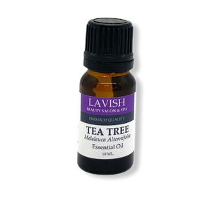 100% Natural Therapeutic Grade Tea Tree Essential Oil (10 ml.)