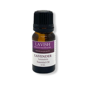 100% Natural Therapeutic Grade Lavender Essential Oil (10 ml.)