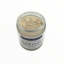 Load image into Gallery viewer, Four Clay Mineral Face Mask 8 oz.