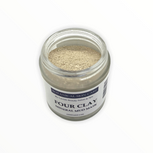 Load image into Gallery viewer, Four Clay Mineral Face Mask 4 oz.