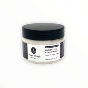 Hydrating Mango Day Cream with Hyaluronic Acid 4 oz.