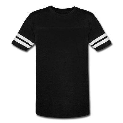 Vintage Sport T-Shirt - black/white