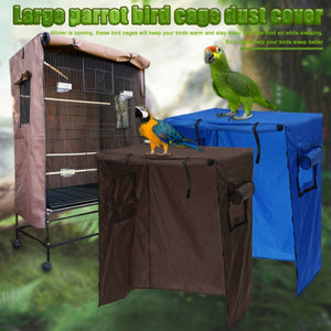 Large Cage Cover Seed Catcher