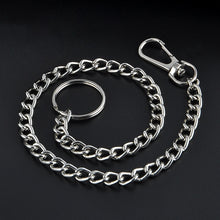 Load image into Gallery viewer, High Quality 23cm Long Metal Chain with Ring Bird Toy Parts Chain