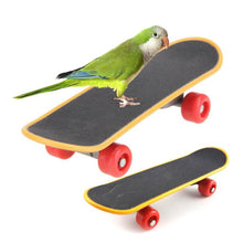 Load image into Gallery viewer, Parrot Intelligence Toys Mini Skateboard
