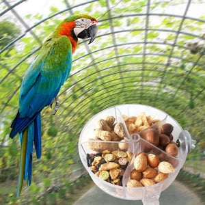 Parrot Foraging/Education Wheel Bite Resistant A Must Have For Macaw