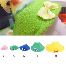Load image into Gallery viewer, Parrot Clothes Neck Collar Elizabethan Recovery Collar Soft Padded Neck Protection