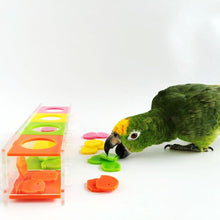 Load image into Gallery viewer, Parrot Puzzle Toy Educational Intelligence Training