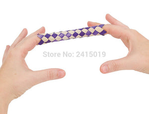 Chinese Finger Trap Magic Toys