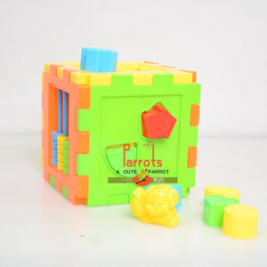 Puzzle Building Block Intelligence & Training Development
