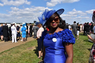 Royal Enclosure. Royal Ascot 2019. Eh-Co to make an appearance...