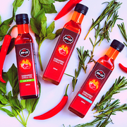 Premium Habanero Chilli Oil | Handcrafted & Extra Hot | 250ML