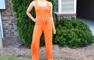 Saturday Jumpsuit - Forever Pretti