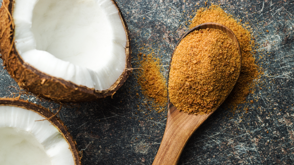 How is coconut sugar made?