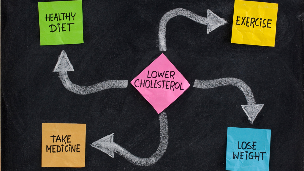 5 best ways to lower your cholesterol