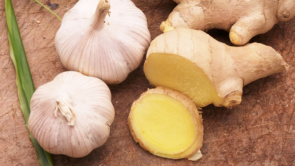 A-Z of immune boosting foods