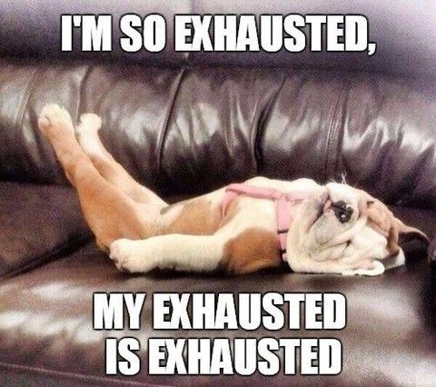 10 SIGNS THAT YOU ARE MENTALLY EXHAUSTED