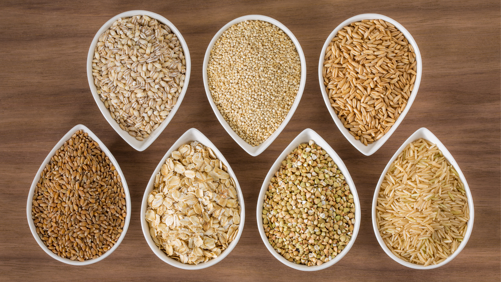 Wholegrains for PCOS