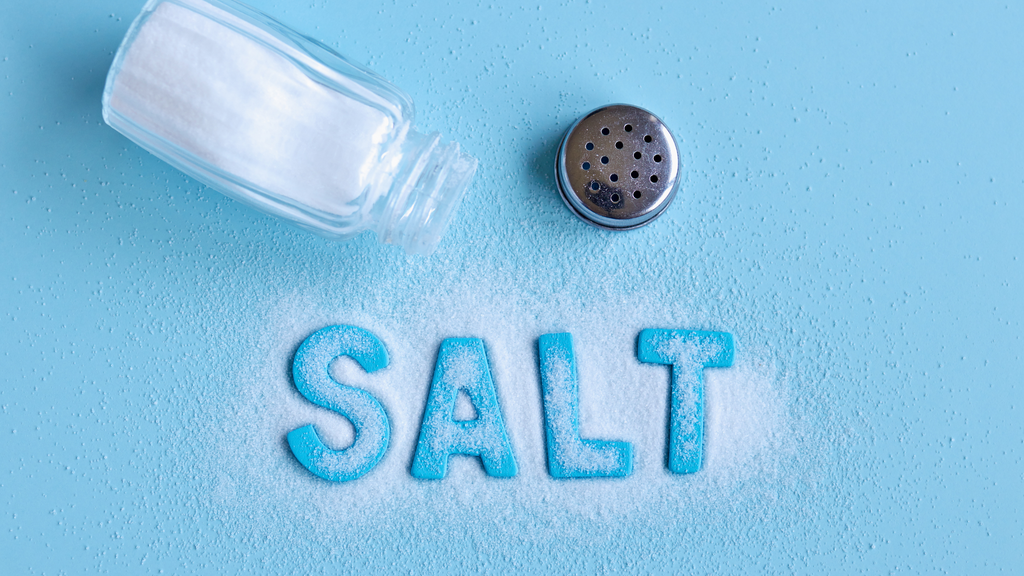 Is salt good or bad for health