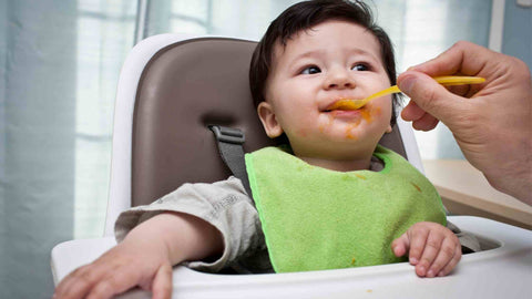 Is sweet potatoes good for babies?
