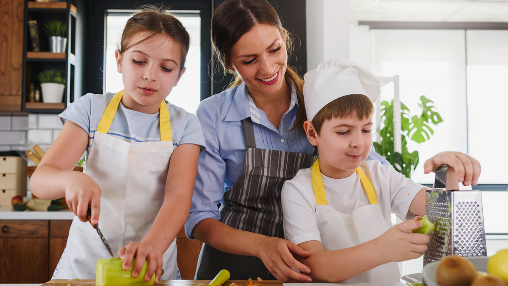 Simple tips to help with weight gain in children