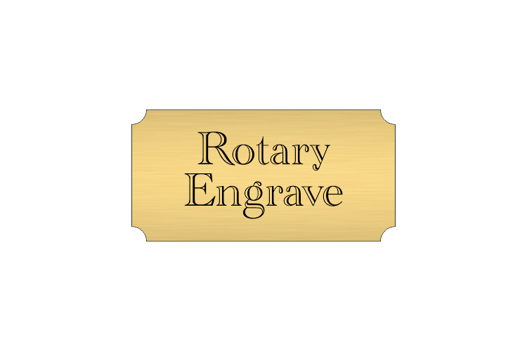 Rotary Engrave