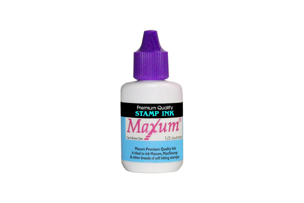 Maxum Water Based Stamp Ink