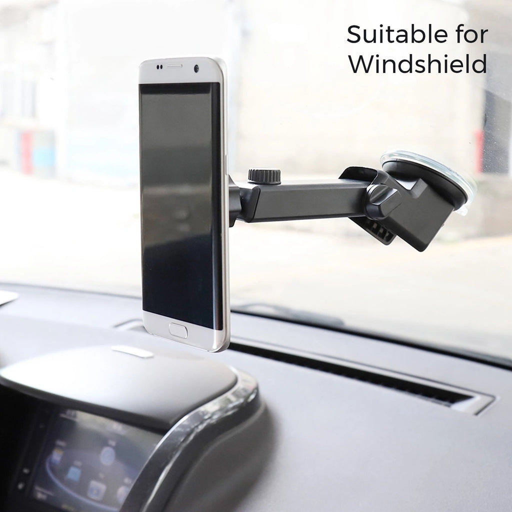 Phone Grips Car Mount - Expandable Arm (Free Phone Grip)