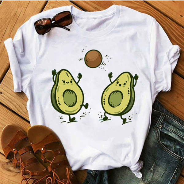 Camiseta Avocado