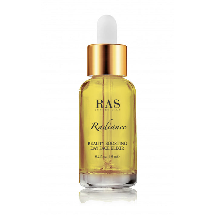 Ras Luxury Oils Radiance Beauty Boosting Day Face Elixir 6ml