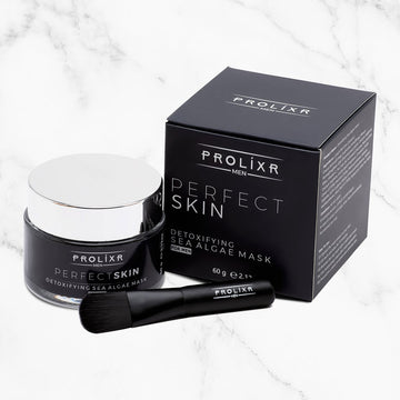 Prolixr Detoxifying Sea Algae Mask For Men 60ml