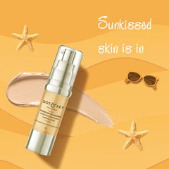 Dot & Key Tinted SPF 50 Mousse Hydrating Sunscreen (Natural Nude) 30ml