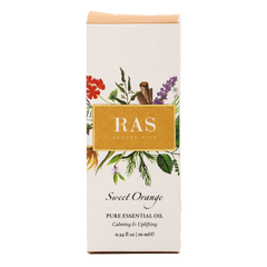 Ras Luxury Oils Sweet Orange Pure Essential Oil 10ml