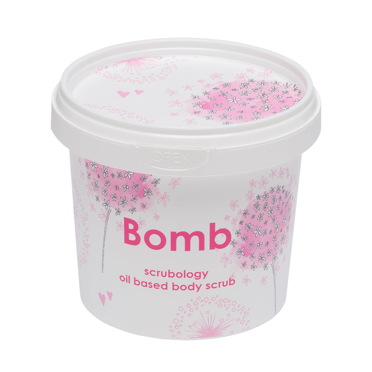 Bomb Cosmetics Scrubology Oil Body Scrub 365 ml