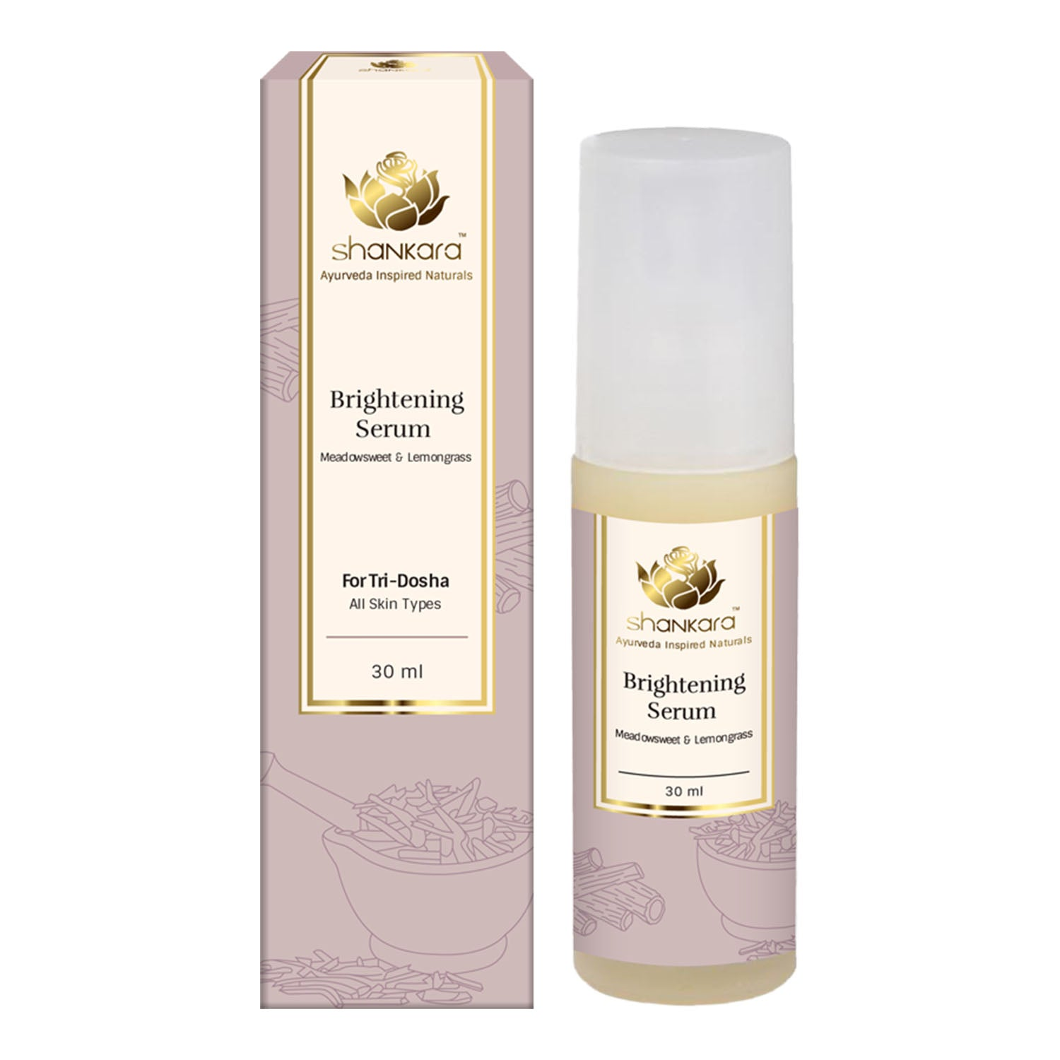 Shankara Brightening Serum 30ml