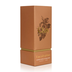 Clay Eucalyptus Essential Oil - Stimulating and Balance 10 ml