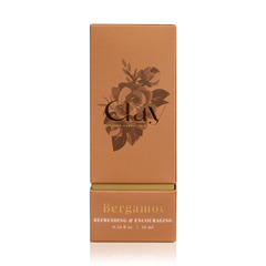 Clay Bergamot Essential Oil - Refreshing and Encouraging 10 ml