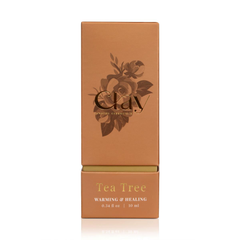 Clay Tea Tree Essential Oil - Warming and Healing 10 ml
