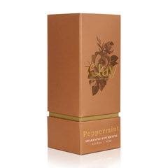 Clay Peppermint Essential Oil - Awakening and Purifying 10 ml