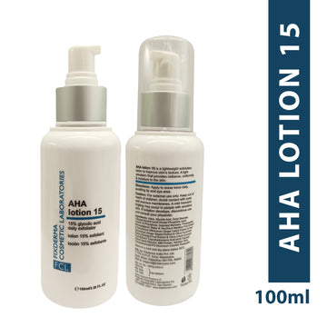 FCL Aha Lotion 15 Hydrates Skin And Softens Dryness for Brightening and lightning Skin 100ml