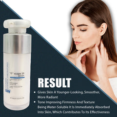 FCL C Scape Serum 25% For Firmer, Smoother Skin 30g